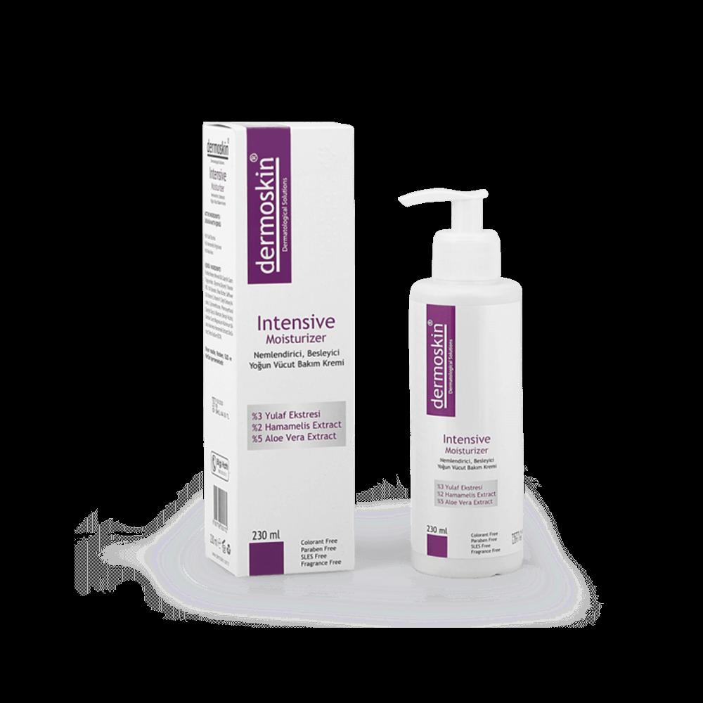 Dermoskin Intensive Moisturizer Cream Dermoskin Besleyici, Nemlendirici Yoğun Vücut Bakım Kremi