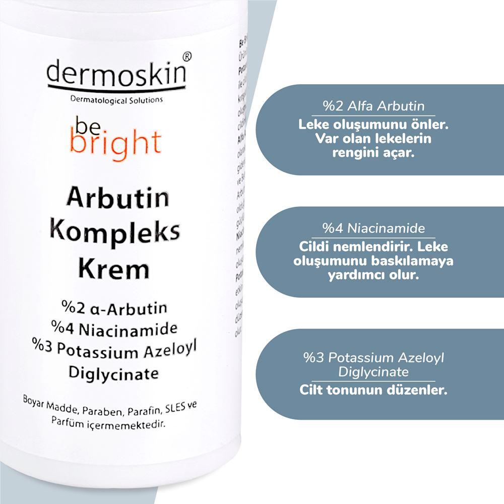 Be Bright Arbutin Kompleks Krem